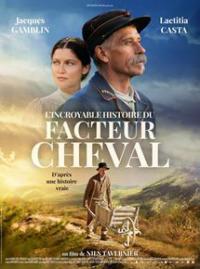 Idée de Sortie Missy sur Aisne Cinéma Itinérant : L'incroyable histoire du facteur Cheval
