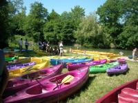 Idée de Sortie Maizières la Grande Paroisse canoë kayak - mjc de romilly-sur-seine