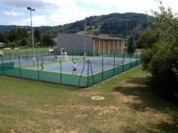 Idée de Sortie Saint Martin de Lenne courts de tennis
