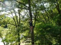 Idée de Sortie Martiel Accrobranche au Lac aux oiseaux