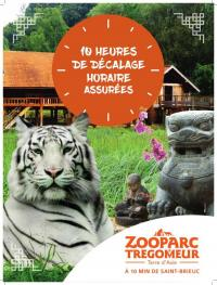 Idée de Sortie Tréguidel Zooparc de Trégomeur