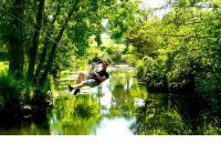 Idée de Sortie Pommeret Parc Aventure Indian Forest