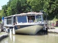 Idée de Sortie Carcassonne BATEAU RESTAURANT LE DEFI