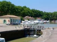 Idée de Sortie Carcassonne PORT DU CANAL DU MIDI