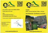 Idée de Sortie Les Hautes Rivières Quest Adventure et Outdoor à Haulmé