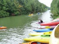 Idée de Sortie Novy Chevrières Rethel Château Canoë Kayak - RCCK