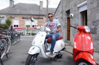 Idée de Sortie Aubrives Location vélos et vespas - Vespa Loisirs