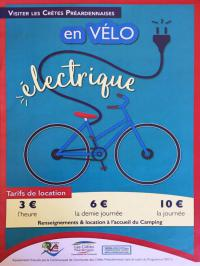 Idée de Sortie Voncq Location de vélo électrique