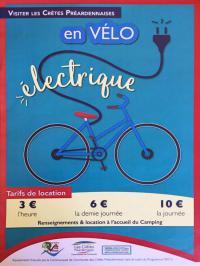 Idée de Sortie Jandun Location de vélo électrique
