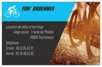 Idée de Sortie Joigny sur Meuse Fun'Ardennes Location de vélos et kartings