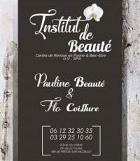 Idée de Sortie Le Ménil INSTITUT DE BEAUTE / PAULINE BEAUTE et FLO COIFFURE
