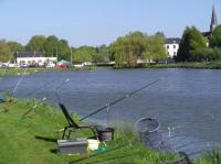 Idée de Sortie Pellevoisin Pêche à l'étang du Prieuré