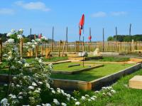 Idée de Sortie Château la Vallière Mini-golf aux oiseaux