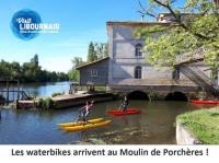 Idée de Sortie Saint Seurin sur l'Isle Waterbike