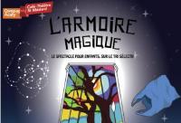 Idée de Sortie Courmelles L'armoire Magique - Festiloupiots 9.2