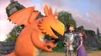 Idée de Sortie Barenton Bugny CinéMal à Laon : Zébulon le dragon