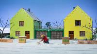 Idée de Sortie Barenton Bugny CinéMal à Laon : Pat et Mat en hiver