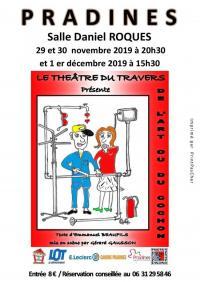 Idée de Sortie Mercuès Théâtre : De l'Art ou du Cochon