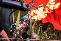 Idée de Sortie Mézières en Brenne Survol de la Brenne en montgolfière