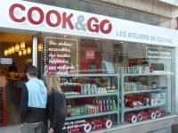 Idée de Sortie Saint Cyr sur Loire Atelier de cuisine COOK et GO