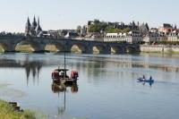 Idée de Sortie Saint Claude de Diray Loire Kayak Canoë/Kayak, Stand Up Paddle