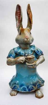 Idée de Sortie Auzouer en Touraine Atelier Galerie Martine et Jean-Louis Scouarnec - Sculpteur Céramiste - Peintre
