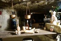 Idée de Sortie Saint Aignan Troglo Degusto Passion Gourmande - Domaine des Tabourelles