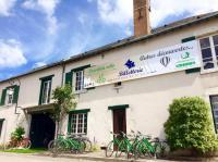 Idée de Sortie Cour Cheverny Les Vélos Verts - Cheverny