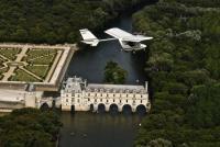 Idée de Sortie La Croix en Touraine Base ulm des châteaux