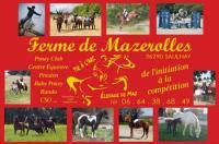 Idée de Sortie Clion Ferme équestre et poney club de Mazerolles