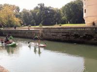 Idée de Sortie Azay le Rideau Paule et Mike -  Stand-up Paddle