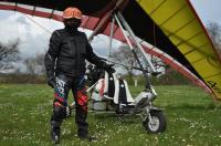 Idée de Sortie Arcomps Baptême de l'air et cours de pilotage sur ULM Pendulaire