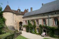 Idée de Sortie Orsennes Galerie d'exposition au Château de Gargilesse
