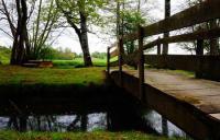 Idée de Sortie Ardentes Plan d'eau de Mers-sur-Indre et parcours de pêche d'Angibault