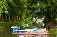 Idée de Sortie Concressault Balade au Fil de l'Eau sur le Canal de la Sauldre
