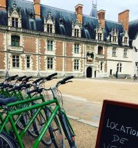 Idée de Sortie Fossé Les Vélos Verts - Blois