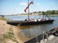 Idée de Sortie Saint Claude de Diray Balade en bateau traditionnel sur la Loire avec l'Observatoire Loire