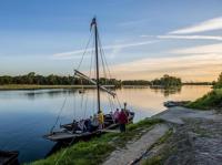Idée de Sortie Restigné Les bateliers des vents d'galerne - Balades sur la Loire