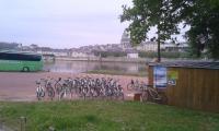 Idée de Sortie Loir et Cher 100% BIKE - Blois / La Creusille - Point de dépôt