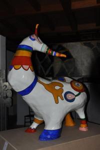 Idée de Sortie Flavigny Parc de Sculptures Contemporaines du Donjon de Jouy