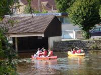 Idée de Sortie Indre Location de canoës ou de barques