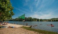 Idée de Sortie Parnac Baignade de Caïx dans la rivière Lot à Luzech