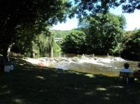 Idée de Sortie Grèzes Baignade dans la rivière Célé à Saint Sulpice