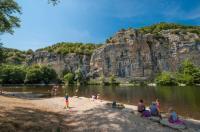 Idée de Sortie Chauffour sur Vell Baignade dans la rivière Dordogne à Gluges