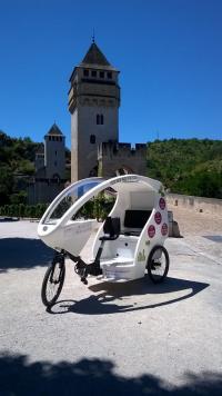 Idée de Sortie Arcambal Vélo Taxi Mon Coursier de Quartier