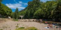 Idée de Sortie Corn Baignade dans la rivière Célé à Brengues