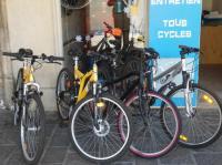 Idée de Sortie Aurice The Bike - location et réparation de vélos