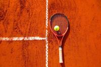 Idée de Sortie Geaune Court de tennis