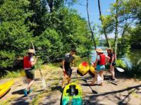 Idée de Sortie Saint Jean d'Ataux Canoë Kayak  USNCK