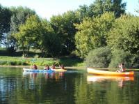 Idée de Sortie Les Lèves et Thoumeyragues Canoë Kayak Saint-Antoine de Breuilh (école française)